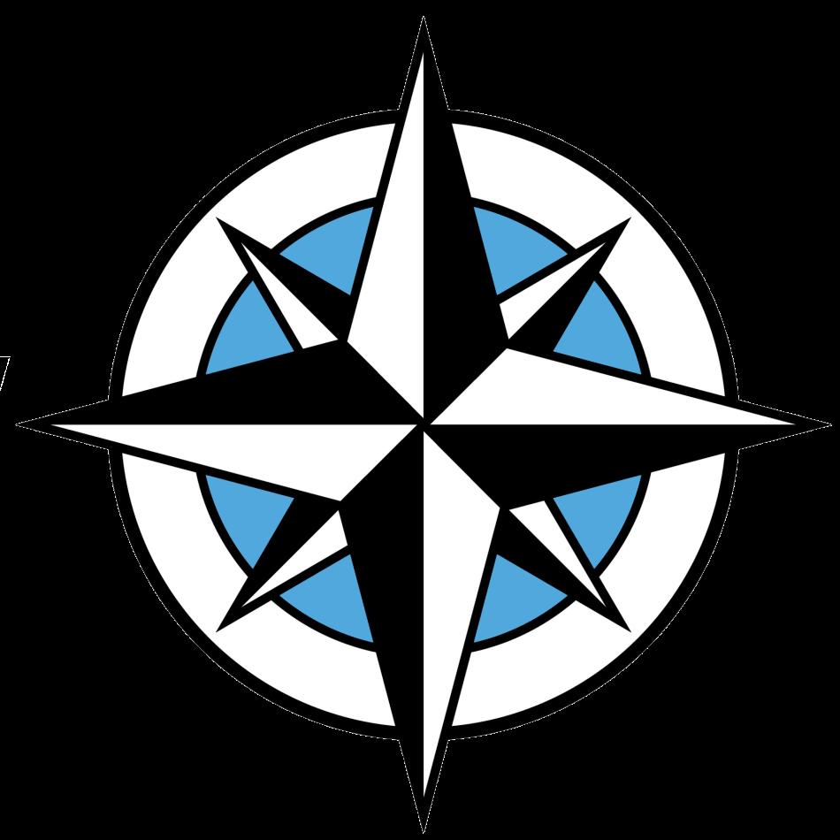Lawtica logo large blue back